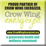 Proud Partner of Crow Wing Energized social media image